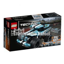 LEGO - TECHNIC - KASKADERSKA TERENÓWKA - 42059