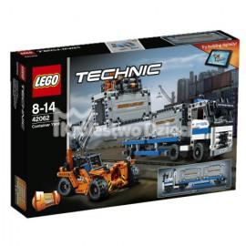 LEGO - TECHNIC - PLAC PRZEŁADUNKOWY - 42062