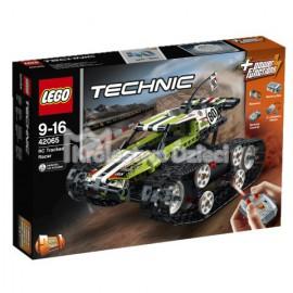 LEGO - TECHNIC - ZDALIE STEROWANA WYŚCIGÓWKA - 42065