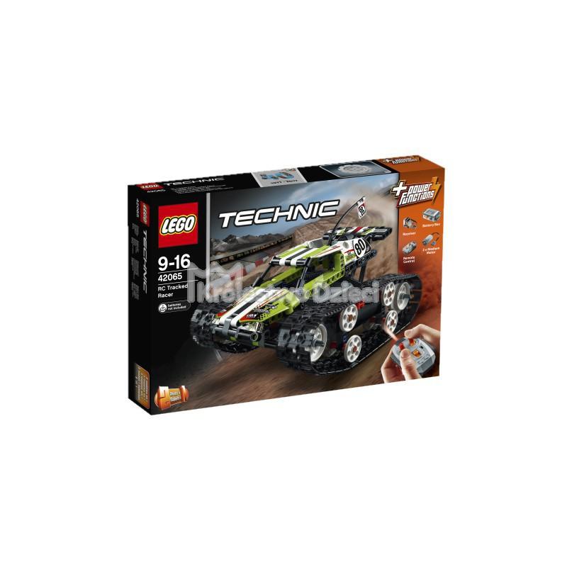 Lego Technic Zdalnie Sterowana Wyścigówka 42065 Królestwo