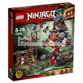 LEGO - NINJAGO - ŚWIT ŻELAZNEGO FATUM - 70626
