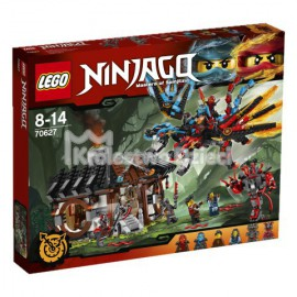 LEGO - NINJAGO - KUŹNIA SMOKA - 70627