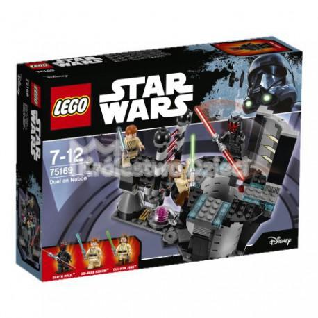 LEGO - STAR WARS - JEDI STARFIGHTER YODY - 75168