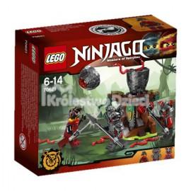 LEGO® - NINJAGO® - ATAK CYNOBRU - 70621