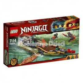 LEGO - NINJAGO - PUSTYNNA BŁYSKAWICA - 70622