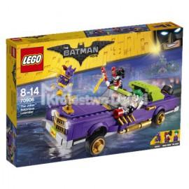 LEGO - THE BATMAN MOVIE - LOWRIDER JOKERA - 70906