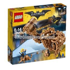 LEGO - THE BATMAN MOVIE - ATAK CLAYFACE - 70904