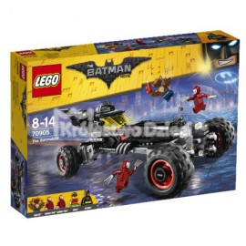 LEGO - THE BATMAN MOVIE - BATMOBIL - 70905