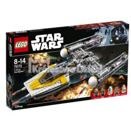 LEGO - STAR WARS - Y-WING STARFIGHTER - 75172