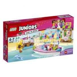 LEGO - JUNIORS - WAKACJE NA PLAŻY - 10747