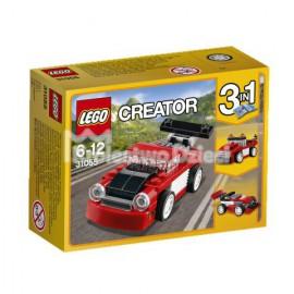 LEGO® - CREATOR - CZERWONA WYŚCIGÓWKA - 31055