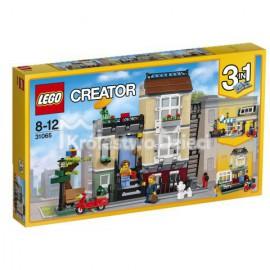 LEGO - CREATOR - DOM PRZY ULICY PARKOWEJ - 31065