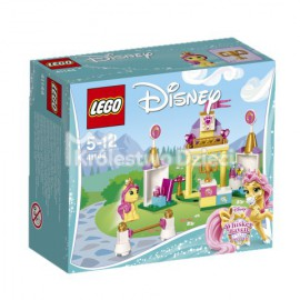 LEGO - DISNEY PRINCESS - KRÓLEWSKA STAJNIA FUKSJI - 41144