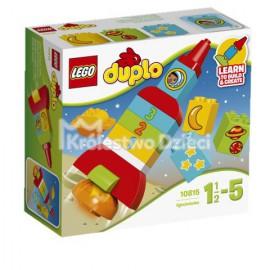 LEGO - DUPLO - MOJA PIERWSZA RAKIETA - 10815