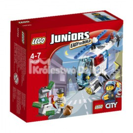 LEGO® - JUNIORS - POLICYJNY HELIKOPTER POŚCIGOWY - 10720