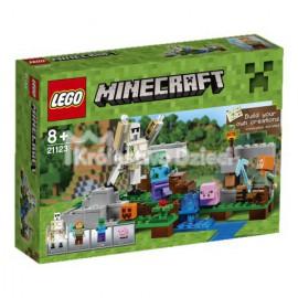 LEGO - MINECRAFT - ŻELAZNY GOLEM - 21123