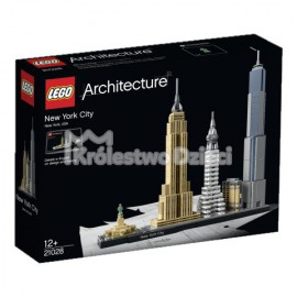 LEGO - ARCHITECTURE - NOWY JORK - 21028