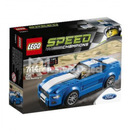LEGO - SPEED CHAMPIONS - FORD MUSTANG GT - 75871