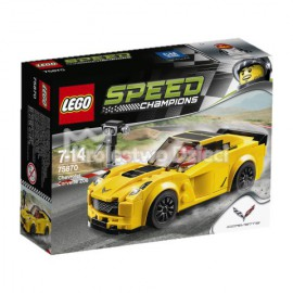 LEGO - SPEED CHAMPIONS - CHEVROLET CORVETTE Z06 - 75870