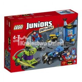 LEGO® - JUNIORS - BATMAN I SUPERMAN VS LEX LUTHOR - 10724