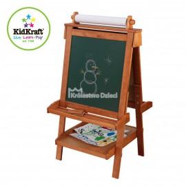 KIDKRAFT - DREWNIANA TABLICA DO RYSOWANIA - 62008