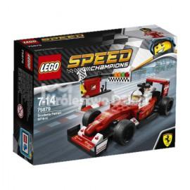 LEGO - SPEED CHAMPIONS - FERRARI SF16-H - 75879