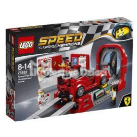 LEGO - SPEED CHAMPIONS - FERRARI FXX K I CENTRUM TECHNICZNE - 75882