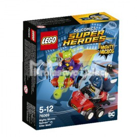 LEGO - SUPER HEROES - BATMAN KONTRA KILLER MOTH - 76069
