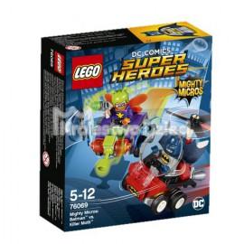LEGO - SUPER HEROES - BATMAN KONTRA KILLER MOTH - 76069