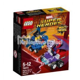 LEGO - SUPER HEROES - WOLVERINE KONTRA MAGNETO - 76073