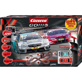 CARRERA GO!!! PLUS - TOR DTM TROPHY - 66000