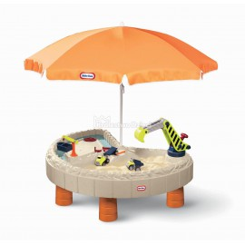 LITTLE TIKES - PIASKOWNICA PLAC BUDOWY - 401N