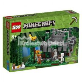 LEGO - MINECRAFT - ŚWIĄTYNIA W DŻUNGLI - 21132
