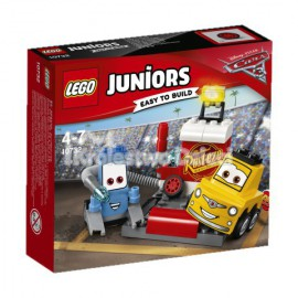 LEGO - JUNIORS - SYMULATOR WYŚCIGU CRUZ RAMIREZ - 10731