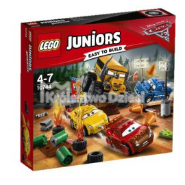 LEGO - JUNIORS - WARSZTAT SMOKEY`EGO - 10743