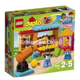 LEGO - DUPLO - WYŚCIG O ZŁOTY TŁOK - 10857
