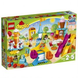 LEGO® - DUPLO® - DUŻE WESOŁE MIASTECZKO - 10840