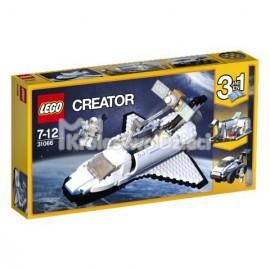 LEGO - CREATOR - HELIKOPTER Z DWOMA WIRNIKAMI - 31049