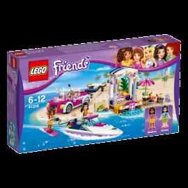 LEGO® - FRIENDS - TRANSPORTER MOTORÓWEK ANDREI - 41316