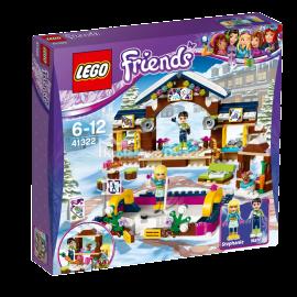 LEGO - FRIENDS - WYCIECZKA SAMOCHODEM TERENOWYM - 41321