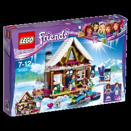 LEGO - FRIENDS - LODOWISKO W ZIMOWYM KURORCIE - 41322