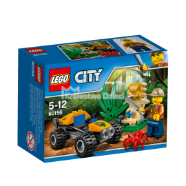 LEGO - CITY - PRZYSTANEK AUTOBUSOWY - 60154