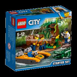 LEGO® - CITY - DŻUNGLA - ZESTAW STARTOWY - 60157