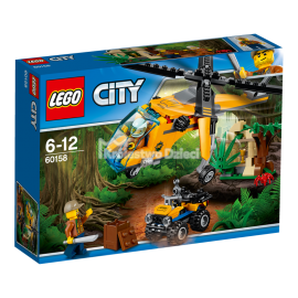 LEGO® - CITY - HELIKOPTER TRANSPORTOWY - 60158
