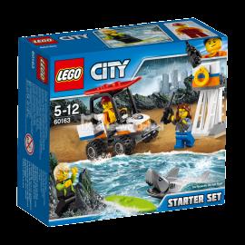 LEGO - CITY - BAZA W DŻUNGLI - 60161