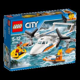LEGO - CITY - STRAŻ PRZYBRZEŻNA - ZESTAW STARTOWY - 60163