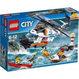 LEGO® - CITY - HELIKOPTER RATUNKOWY DO ZADAŃ SPECJALNYCH - 60166