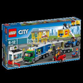 LEGO - CITY - KWATERA STRAŻY PRZYBRZEŻNEJ - 60167