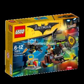 LEGO - THE BATMAN MOVIE - POJAZD KILLER CROCA - 70907