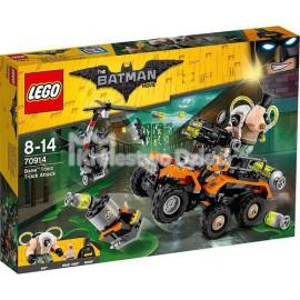 LEGO - THE BATMAN MOVIE - STRACH NA WRÓBLE I STRASZNY POJEDYNEK - 70913